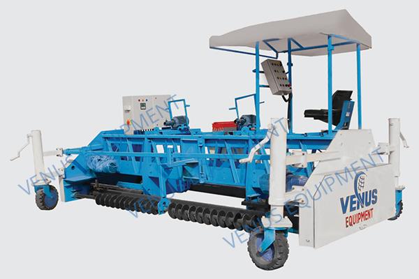 Concrete Paver Finisher : Venus equipment